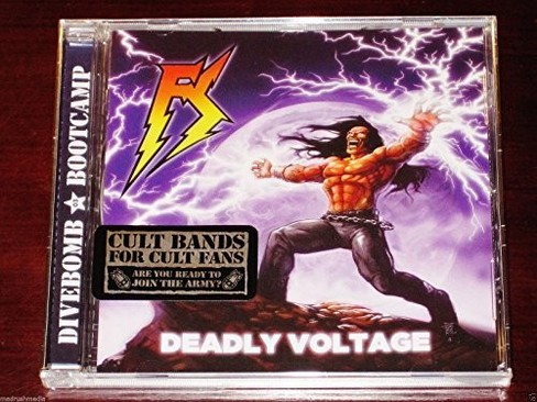 Firstrike - Deadly Voltage (CD) - image 1 of 1
