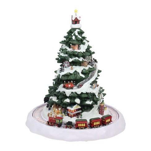 Mr. Christmas Mr. Christmas Animated and Musical Christmas Eve Express Train Decoration #36621