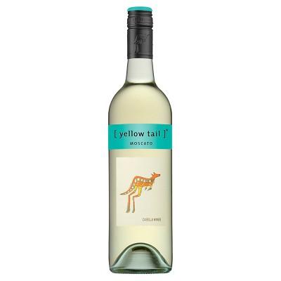 Yellow Tail Moscato White Wine - 750ml Bottle