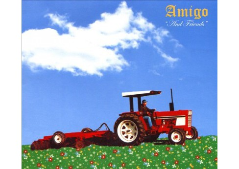 Amigo - And Friends (CD) - image 1 of 1