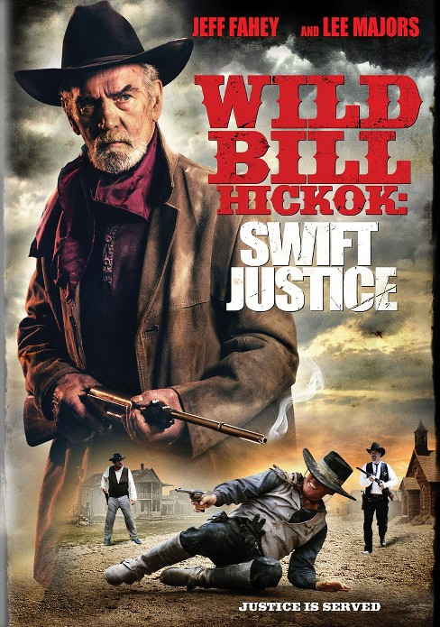 Wild bill hickok:Swift justice (DVD) - image 1 of 1