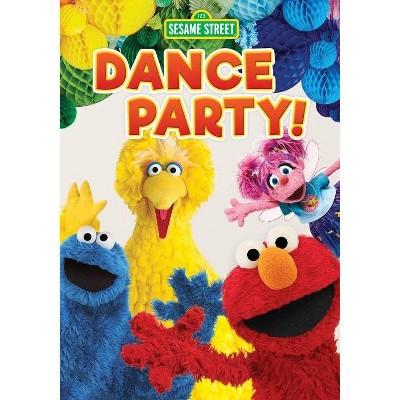 Sesame Street: Dance Party! (DVD)(2019)