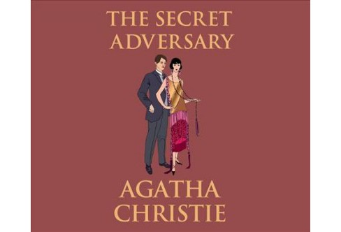 Secret Adversary -  Unabridged (Tommy and Tuppence Mysteries) by Agatha Christie (CD/Spoken Word) - image 1 of 1
