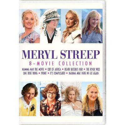 Meryl Streep 8-Movie Collection (DVD)