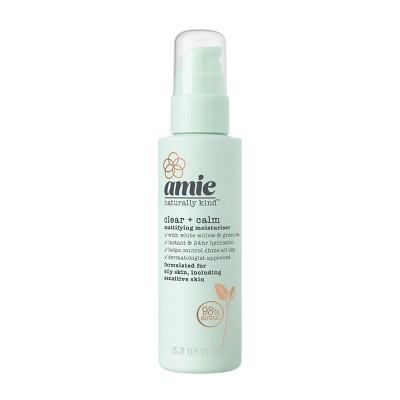 Amie Clear & Calm Mattifying Face Moisturizer - 3.3 fl oz
