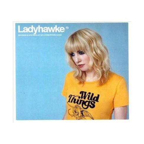 Ladyhawke - Wild Things (Slipcase) * (CD) - image 1 of 1