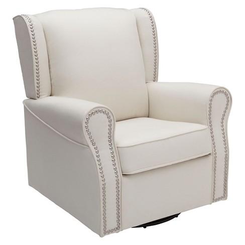 Delta Children Middleton Nursery Glider Swivel Rocker Chair Cream Target