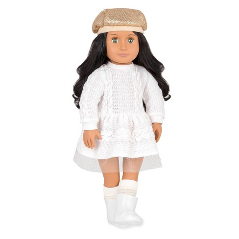 """Our Generation Talita 18"""" Holiday Fashion Doll - image 1 of 3"""