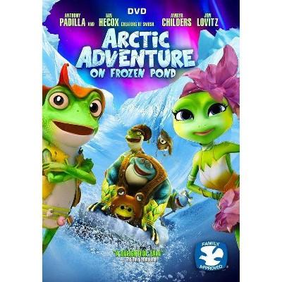 Arctic Adventure: On Frozen Pond (DVD)(2017)