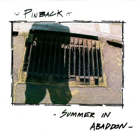 Pinback - Summer In Abaddon (15th Anniversary Edition) (Vinyl) - image 1 of 1