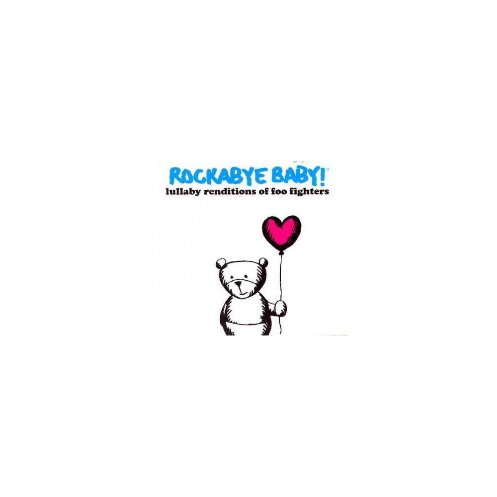 Various - Rockabye Baby! Lullaby Renditions Of Foo Fighters (CD) Coupons