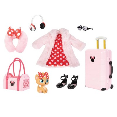 """Disney ILY 4ever 18"""" Minnie Inspired Deluxe Fashion and Accessory Pack"""