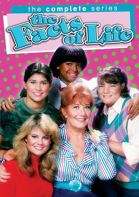Facts of life:Complete series (DVD) - image 1 of 1
