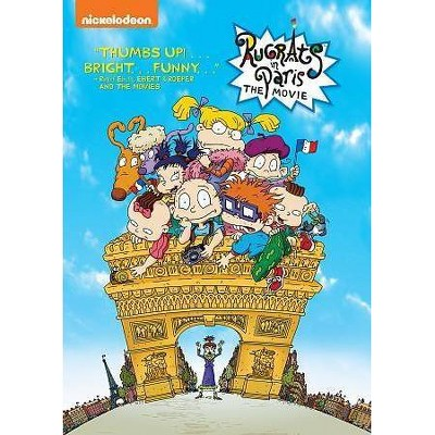 Rugrats In Paris: The Movie (DVD)