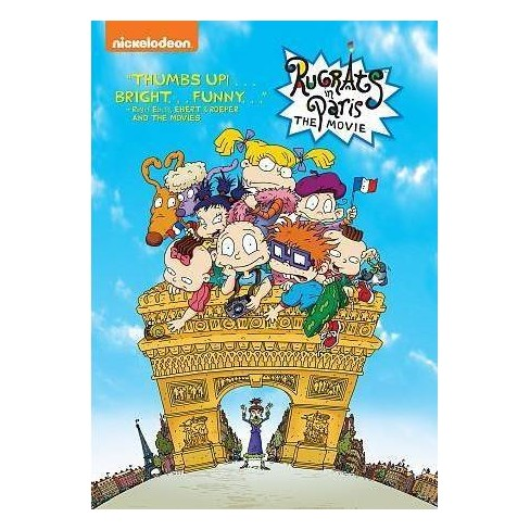 Rugrats In Paris The Movie Dvd Target