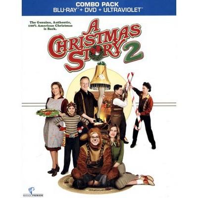 A Christmas Story 2 (Blu-ray + DVD + Digital)