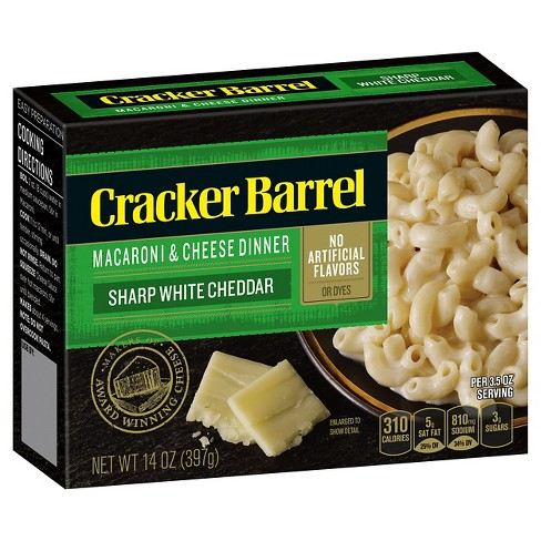Image result for cracker barrel sharp white cheddar mac and cheese