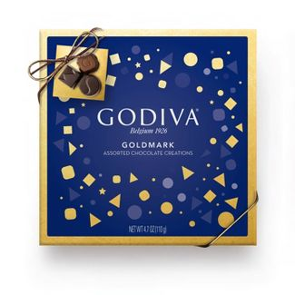 Godiva Assorted Goldmark Chocolate Giftbox - 11pc