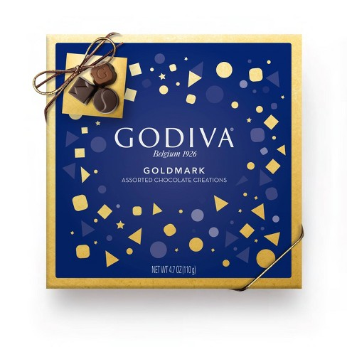 Godiva Assorted Goldmark Chocolate Giftbox - 11pc - image 1 of 3