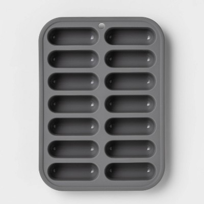 Silicone Ice Cube Tray Gray - Room Essentials™