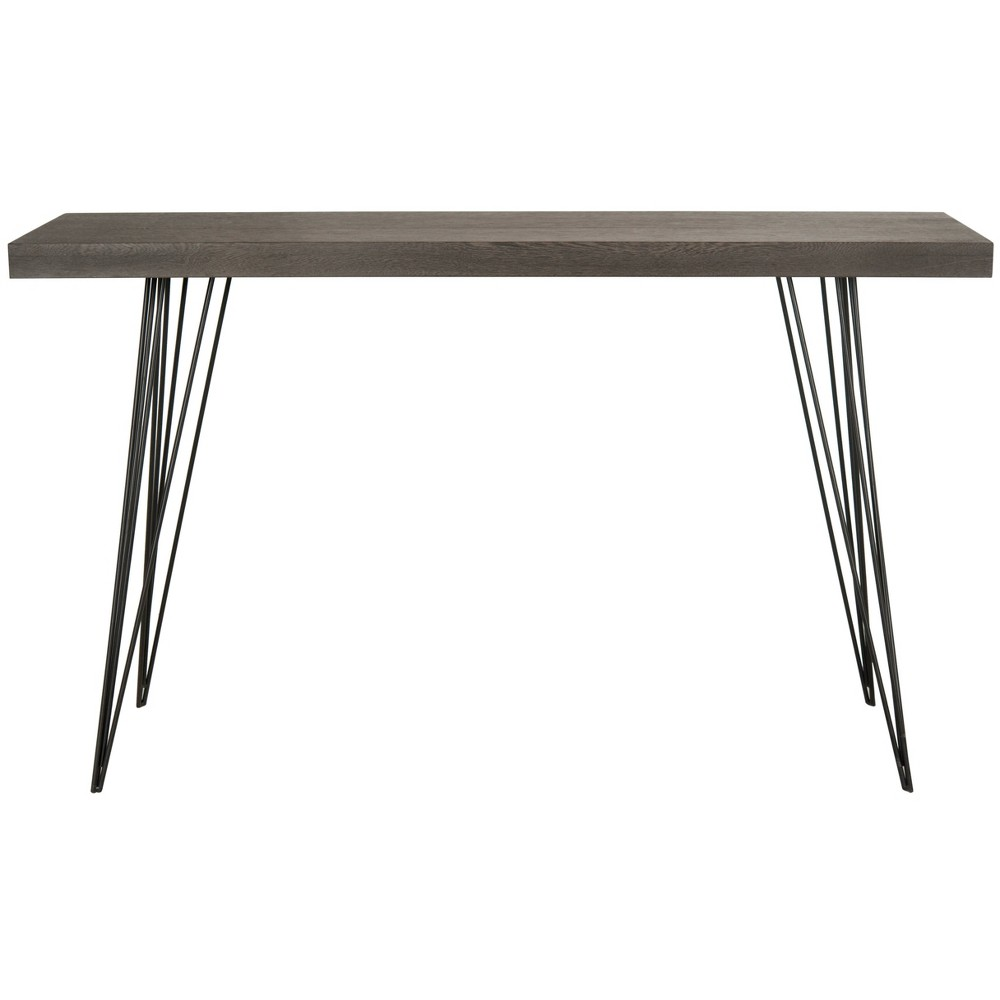 Wolcott Console Table - Brown - Safavieh