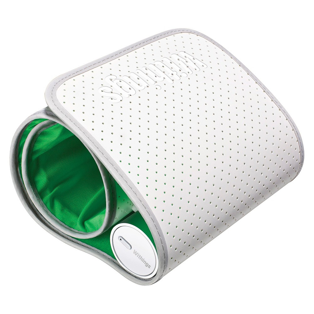 Withings Wireless Blood Pressure Monitor, White