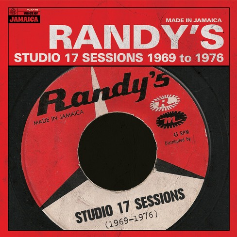 Various - Randy's Studio 17 Sessions 1969-1976 (CD) - image 1 of 1