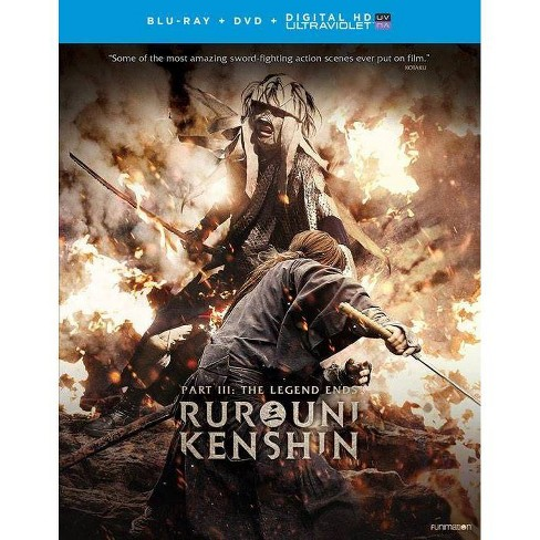 Rurouini Kenshin Part 3: The Legend Ends (Blu-ray) - image 1 of 1