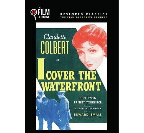 I Cover The Waterfront (DVD) - image 1 of 1