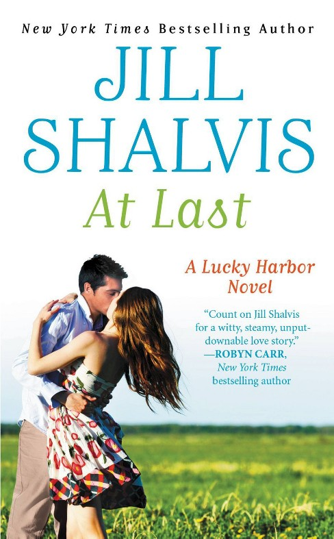 At Last (Lucky Harbor Series #5) (Paperback) by Jill Shalvis - image 1 of 1