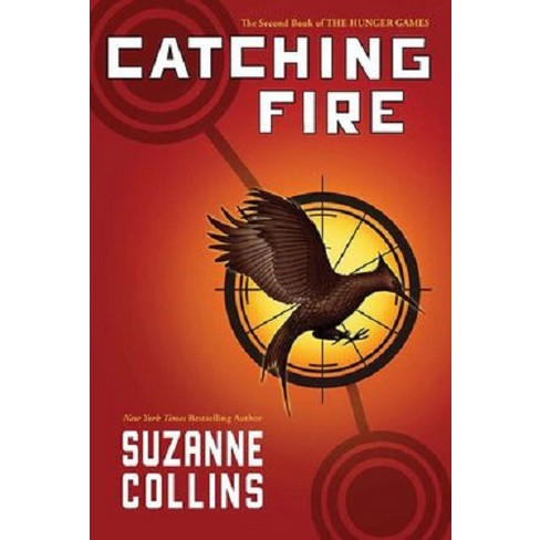 Catching Fire (Hunger Games Series #2) Paperback) by Suzanne Collins - image 1 of 1