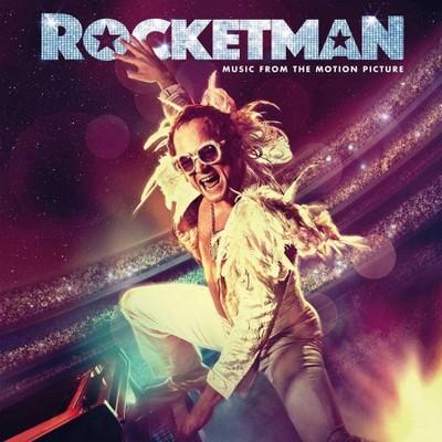Elton John & Taron Egerton - Rocketman (Music From The Motion Picture) (2 LP) (Vinyl)