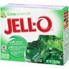 Jell-O Lime Gelatin - 3oz - image 3 of 4