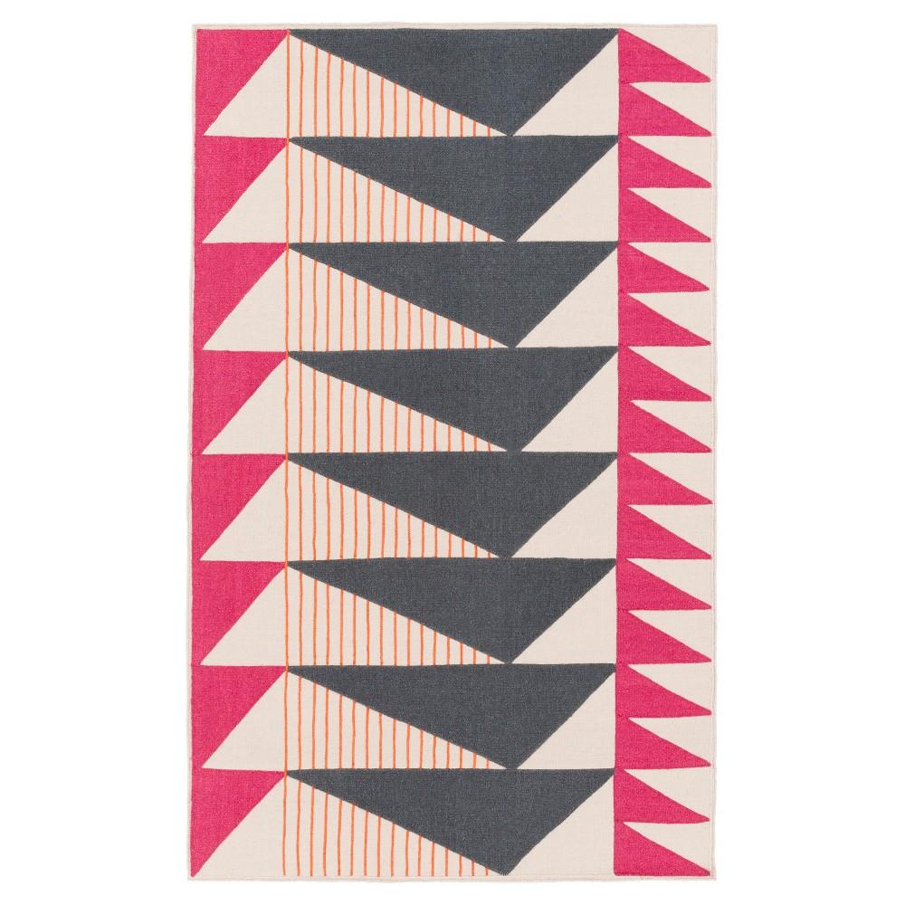 Anemi Area Rug - Magenta (Pink) - (8'x10') - Surya