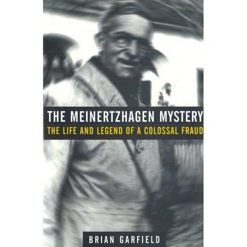 The Meinertzhagen Mystery - by  Brian Garfield (Paperback) - image 1 of 1