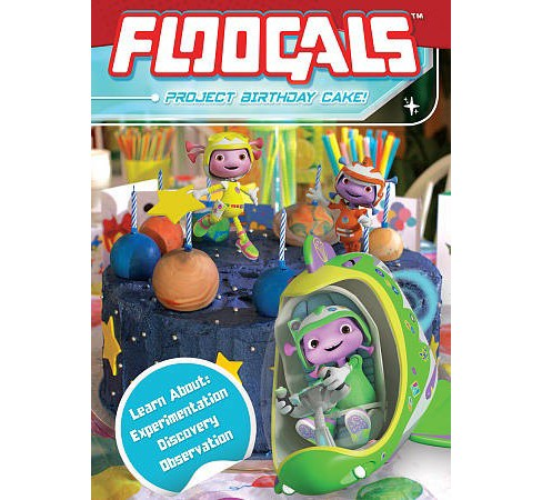 Floogals:Project Birthday Cake (DVD) - image 1 of 1