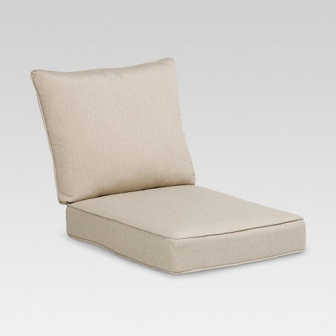 2pc Rolston Outdoor Seat Back Replacement Chair Loveseat Cushion