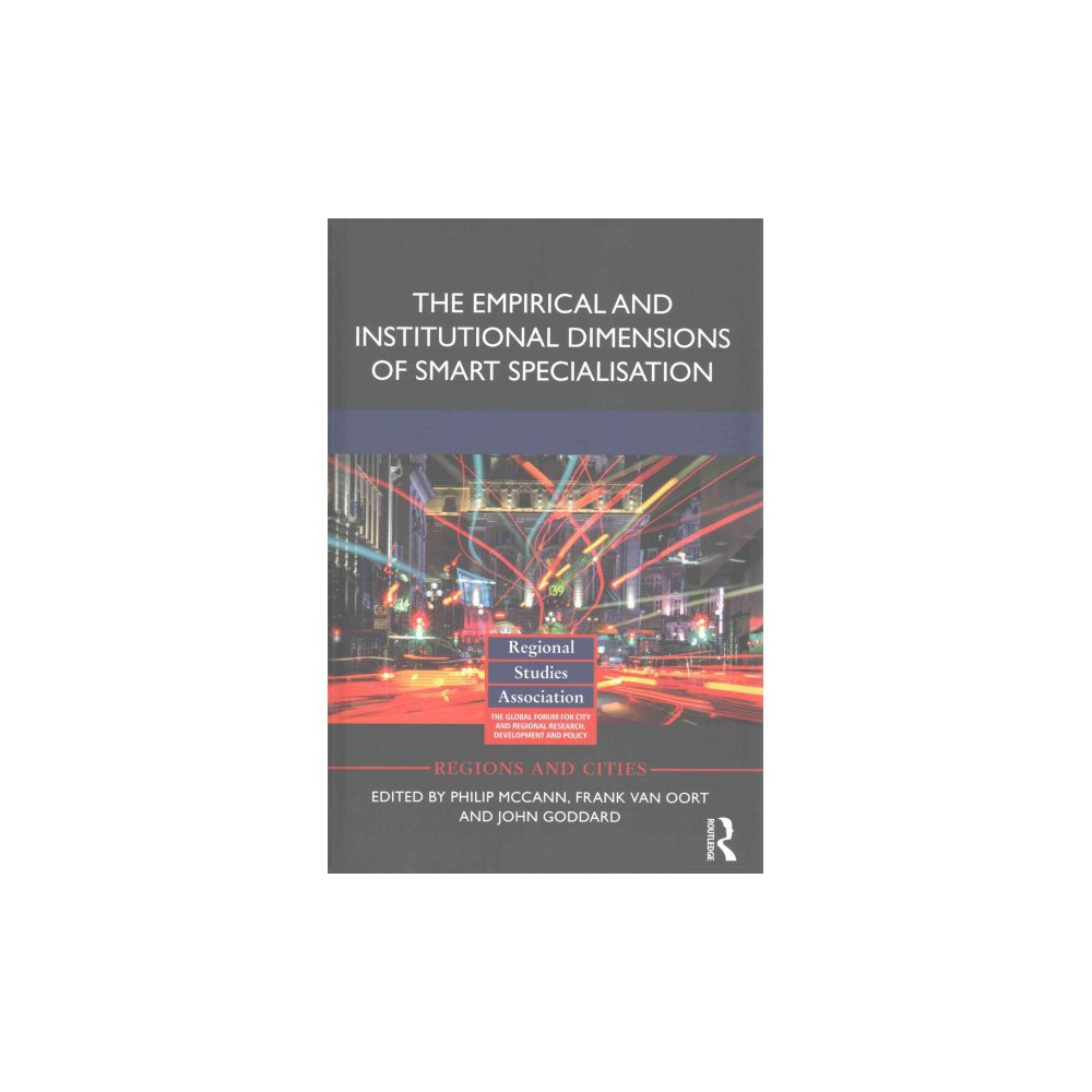 Empirical and Institutional Dimensions of Smart Specialisation (Hardcover)