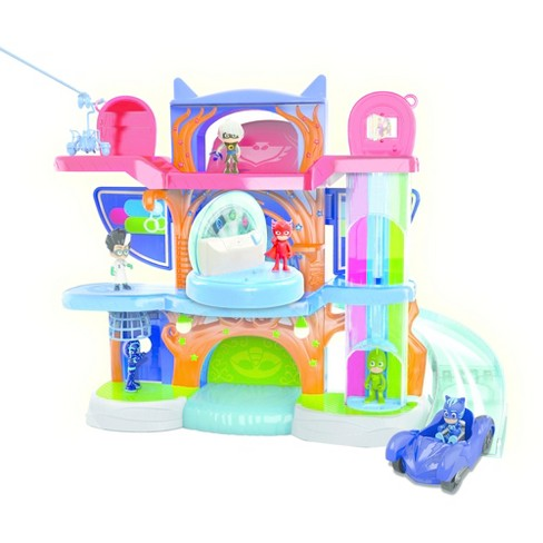 PJ Masks Headquarter Playset - image 1 of 4