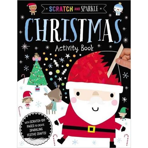 Dd Christmas.Christmas Activity Book By Make Believe Ideas Ltd Paperback