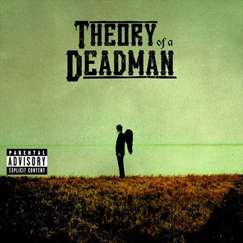 Theory of a deadman - Theory of a deadman [Explicit Lyrics] (CD) - image 1 of 7
