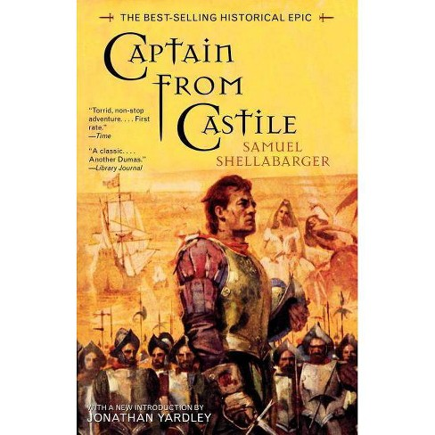 Captain From Castile - by  Samuel Shellabarger (Paperback) - image 1 of 1