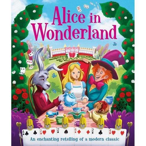 Alice in Wonderland - by  Igloobooks (Hardcover) - image 1 of 1