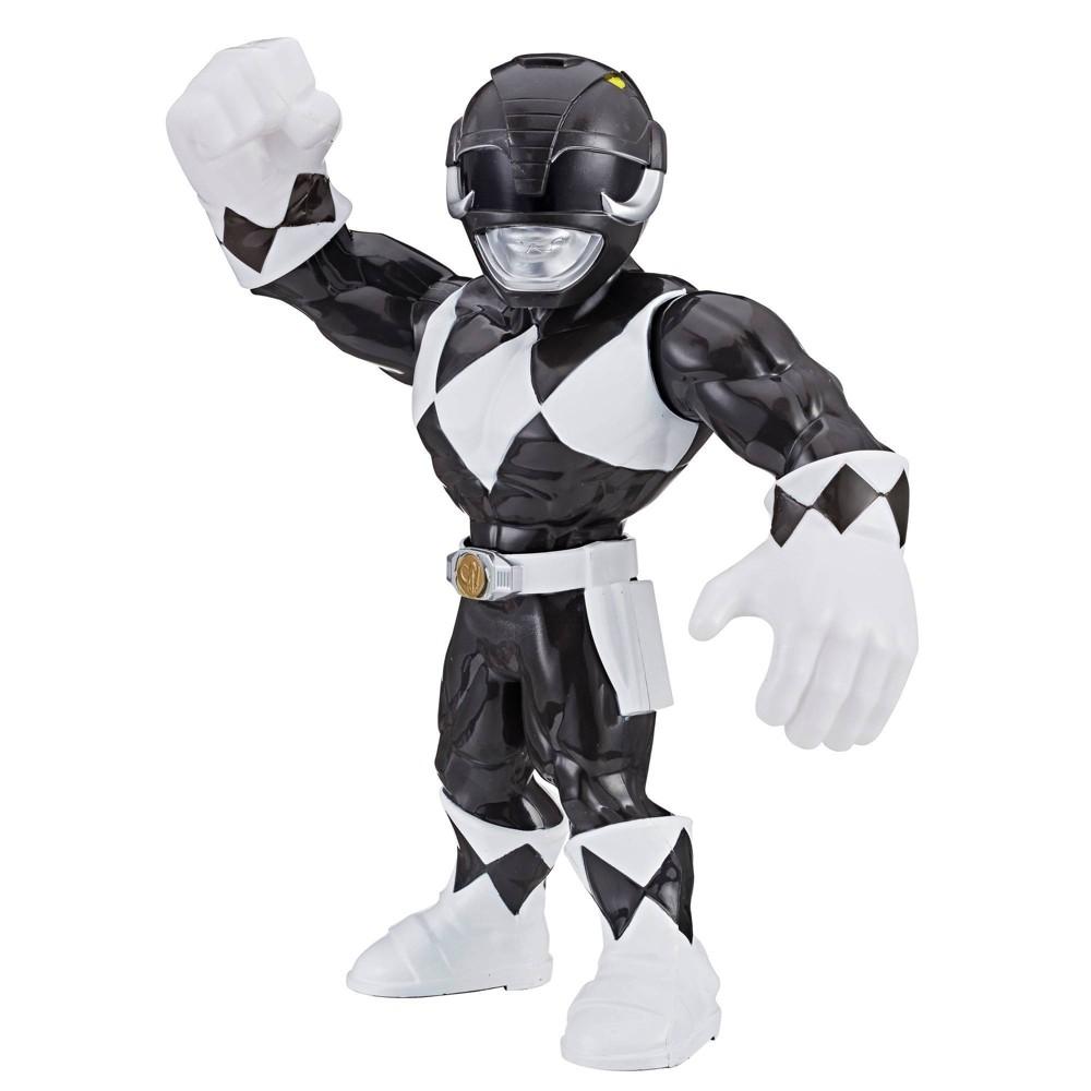 Playskool Heroes Mega Mighties Power Rangers Black Ranger