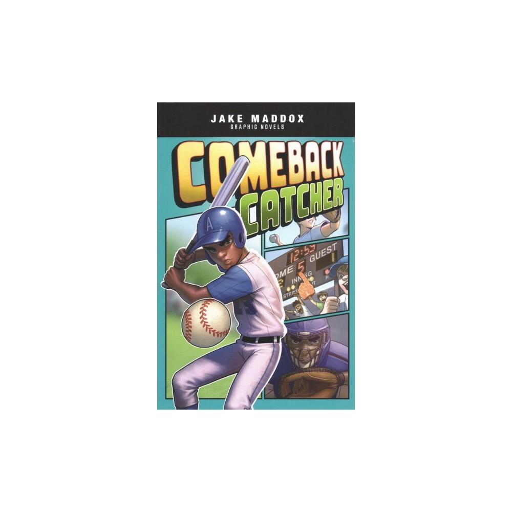 Jake Maddox Graphic Novels - (Jake Maddox Graphic Novels) (Paperback)