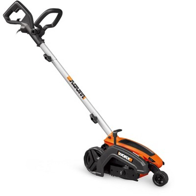 "Worx WG896 7.5"" - 12 Amp Lawn Edger / Trencher, 3-Position Blade Depth"