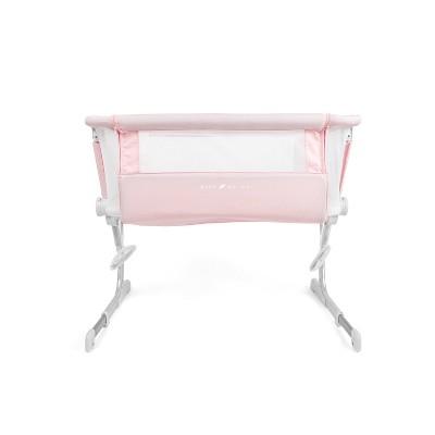 Baby Delight Beside Me Dreamer Bassinet & Bedside Sleeper - Peony Pink