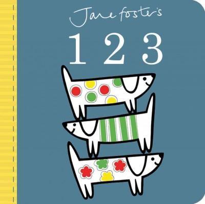 Jane Foster's 123 (Board)