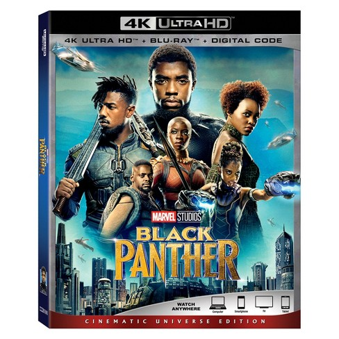 The Black Panther (4K/UHD + Blu-ray + Digital) - image 1 of 1