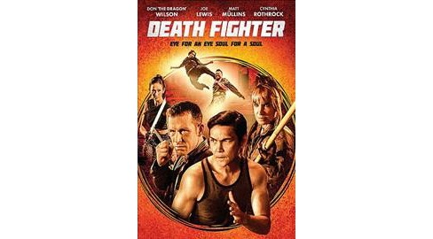 Death Fighter (DVD) - image 1 of 1
